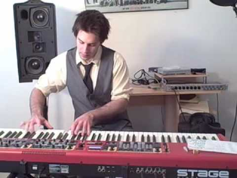 1980s Hits Translated to Ragtime by Scott Bradlee