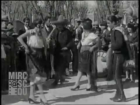 The Charleston Dance (1923 - 1928)