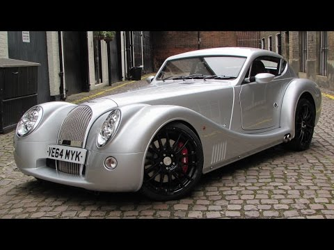 2014 Morgan Aero Coupe Start Up, Test Drive, and In Depth Review