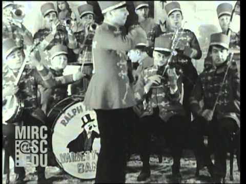 """Tiptoe Through the Tulips"" by Ralph Harrison's Variety Club Band (1929)"