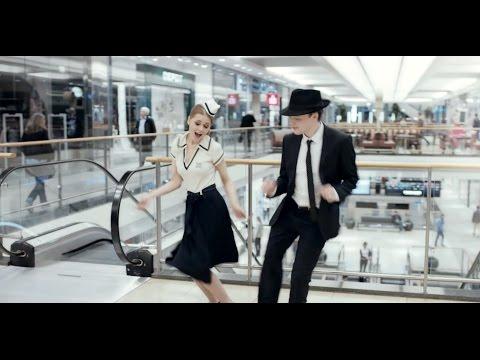 """Deka TV Spot """"Tanzen Sie aus der Reihe"""" JustSomeMotion und  Jamie Berry Feat. Octavia Rose"""