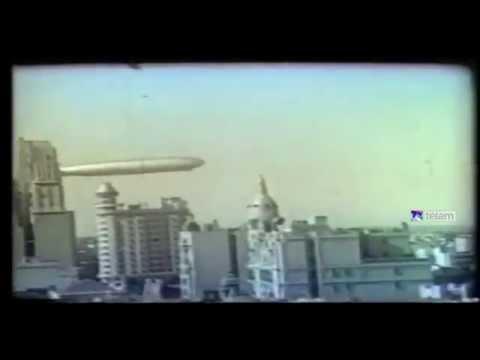 Hace 80 años el Graf Zeppelin sobrevolaba Buenos Aires