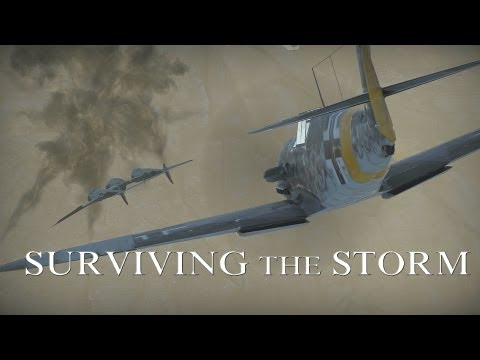 Surviving The Storm | a War Thunder Fan Film |