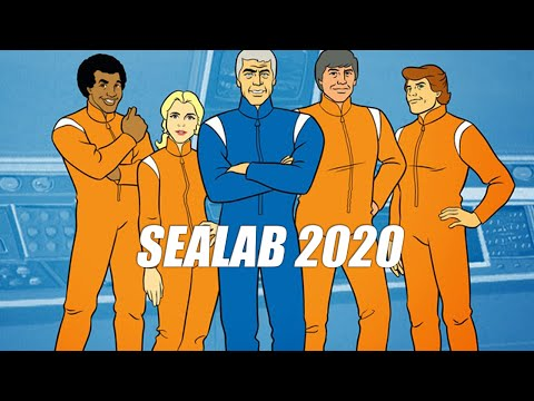 Sealab 2020 (1972) - Intro (Opening)