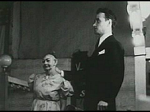 Coney Island sideshows (1940s)