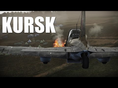 War Thunder Short Movie - Kursk