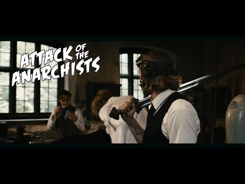 Attack of the Anarchists. (Constitutionens Voktere #7)