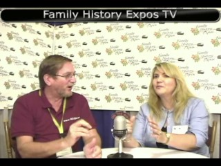 Family History Expo TV: Interview with Dick Eastman