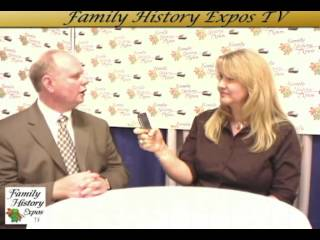Interview with Don Anderson, Director of The Family History Library in Salt Lake City