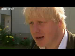 Boris Johnson - Who Do You Think You Are - BBCONE