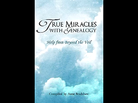 True Miracles with Genealogy Book Trailer