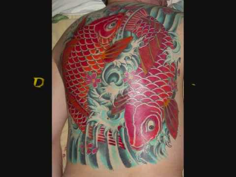 Yakuza Tattoos ( Part 2 )