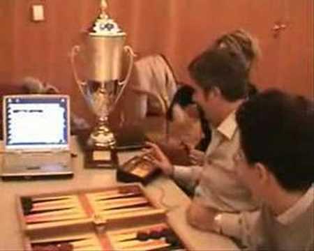"""European Masters 2008 check sensor board """"BEZMA"""""""