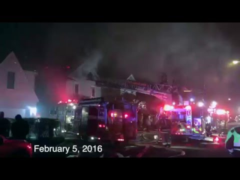 House Fire: 106 McCormick Ave. Ridley Park, PA 19078
