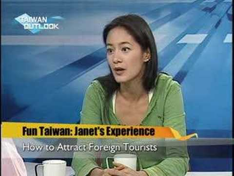 《瘋臺灣》Janet Hsieh談主播生涯(2/3)