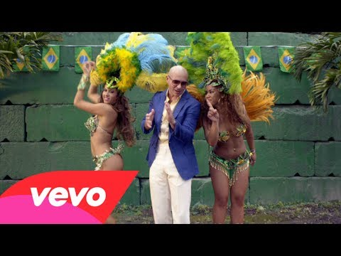 2014年巴西世界杯足球賽主題曲 《我們是一家》We Are One ~ FIFA World Cup Song 2014