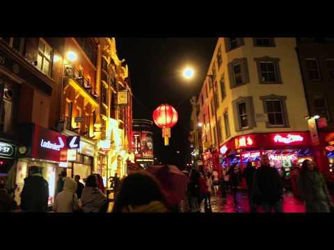 """三星:這樣賣智能相機就對了 [Samsung SMART CAMERA NX1]  4K Short Film """"IN A CITY"""""""