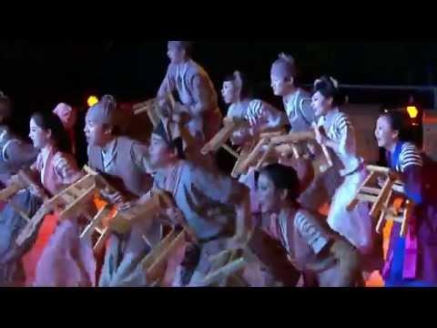 "Dance Drama ""The Dream of the Maritime Silk Road"" 大型舞劇 《絲海夢尋》"