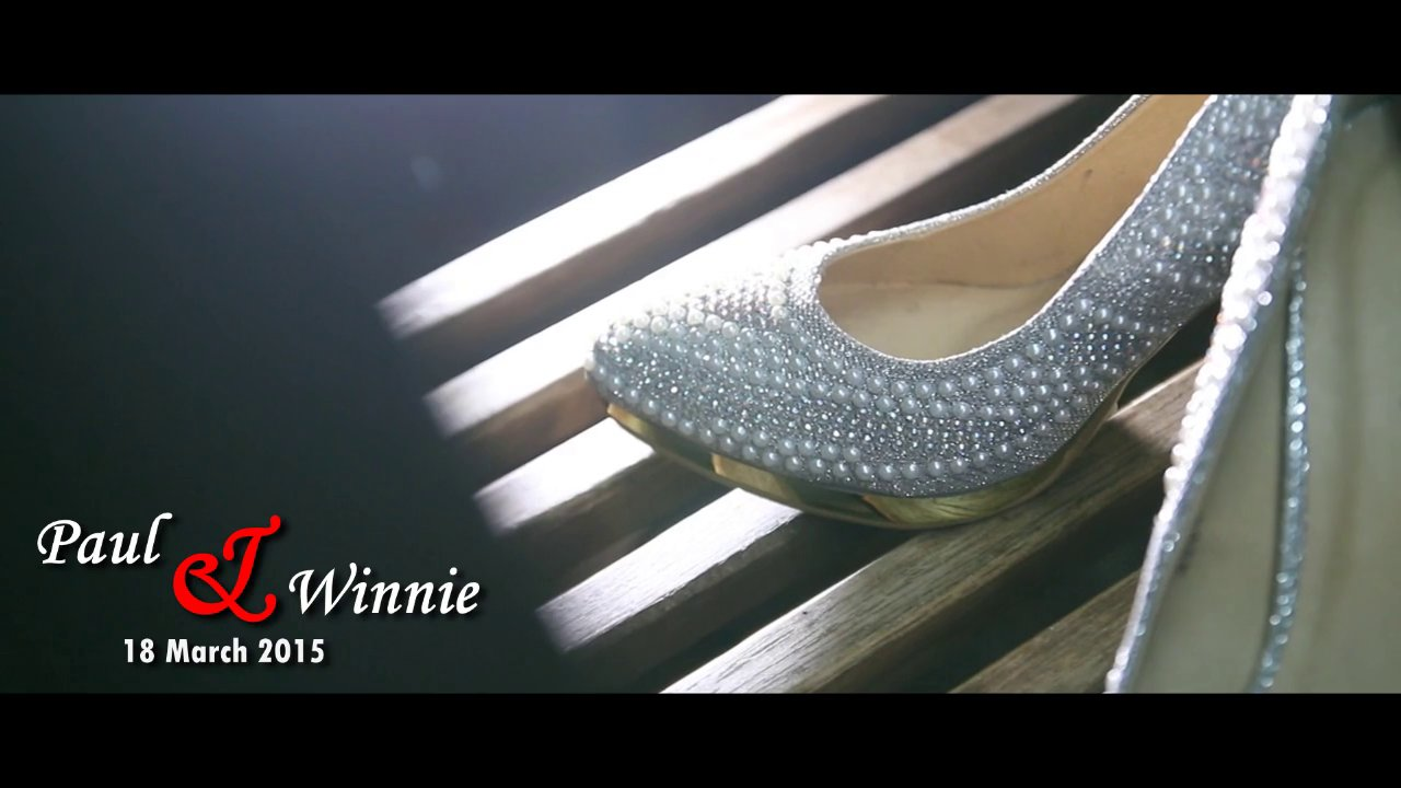 Paul & Winnie Wedding Actual Day & Night Highlight (SABAH)