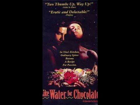 拉美魔幻主義電影經典:Like Water for Chocolate 巧克力情人