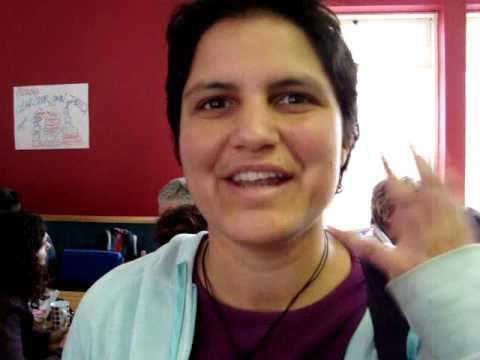 mensagem para o Transition Brasil da Loophy