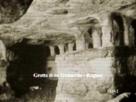 Dagli archivi RAI, la sequenza dedicata al parco degli iblei