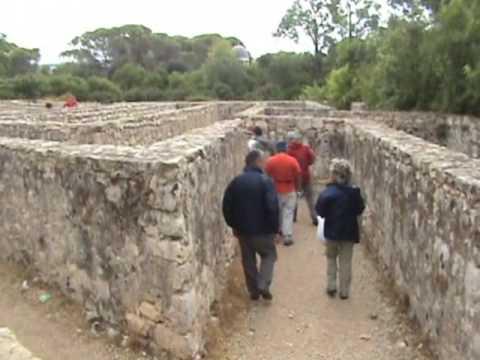 YouTube -Video viaggi: Il Castello e il Labirinto di Donnafugata