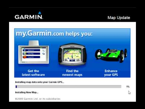 Регистрация в my.Garmin.com и обновяване на City Navigator Europe