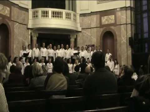 "Студентски хор ""Ангел Манолов"", диригент Дарена Попова"