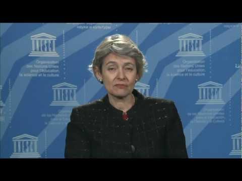 Обръщение на г-жа Ирина Бокова, UNESCO (03.02.2012)