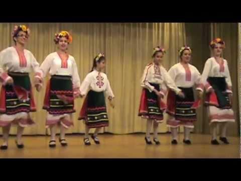 Rodina at 10 / Танцов състав Родина на 10 години!