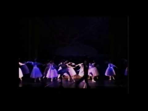"""Балетът """"Дон Кихот"""" - Варненско лято 1998"""