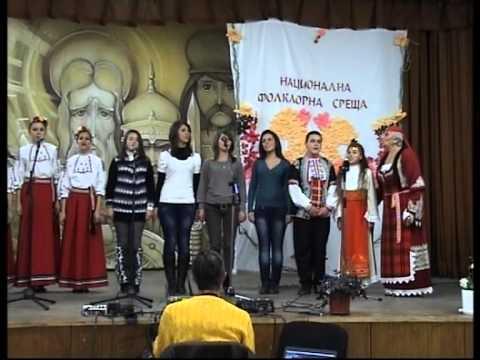 Христина Лютова и ученици