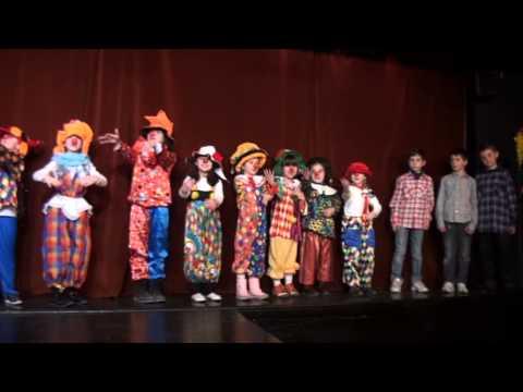 """Куклен театър """"Палечко"""" на 20  години 1"""