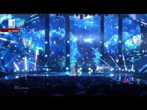 Krisia, Hasan & Ibrahim - Planet of the Children (Junior Eurovision 2014 live) [Bulgaria]