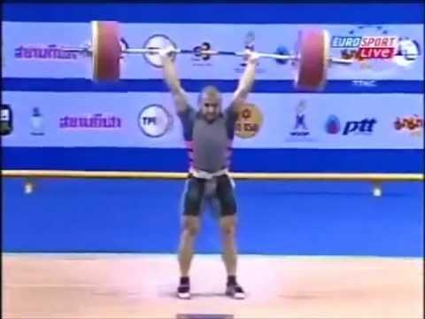 Weightlifting Bulgaria