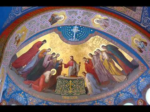 Bulgarian orthodox beautiful song Dobri Hristov - Tebe poem