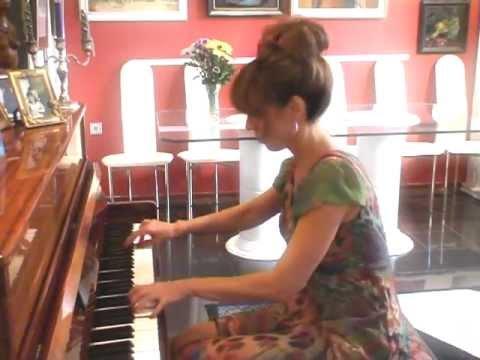 Неделя Щонова, пиано - моята трета страст...