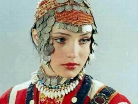 чувашские девушки