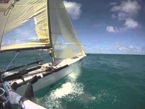 International 14 Sailing
