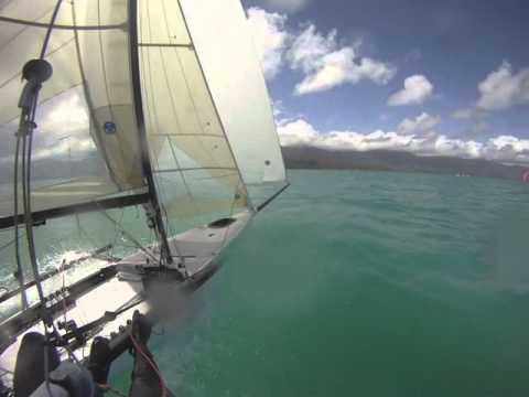 Internaional 14 Sailing