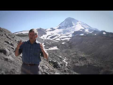 Ice Age: Evidence in Cascades