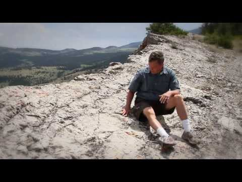 Ice Age: Evidence in Rockies