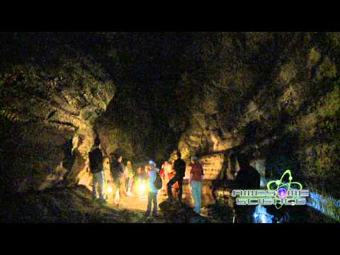 AS: Exploring Ape Cave