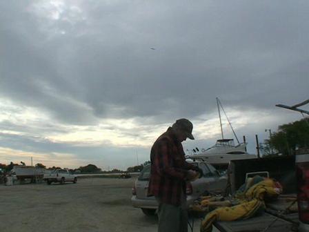 At Scott's Cove 4/24/10: Half-Day