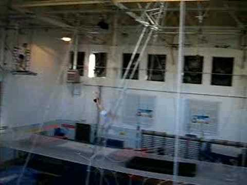 Flying Trapeze - Full Twisting Straight Jump - Mishka