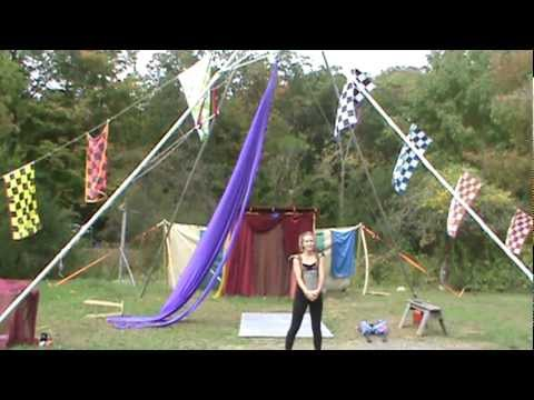 !!Zizka!! Aerial Acrobatic show New York 2010.MPG