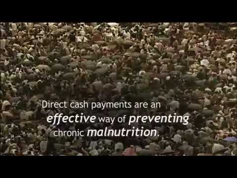 Eliminating Hunger: ensuring food security - film presented at the DFID conference