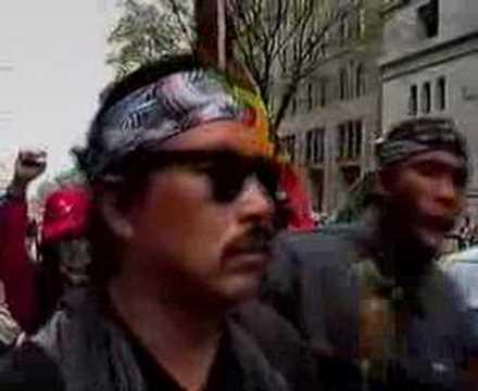 Anti-World Bank/IMF Protest: Washington DC (1/2)