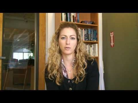 Jane McGonigal speaks on the skills students are learning from games